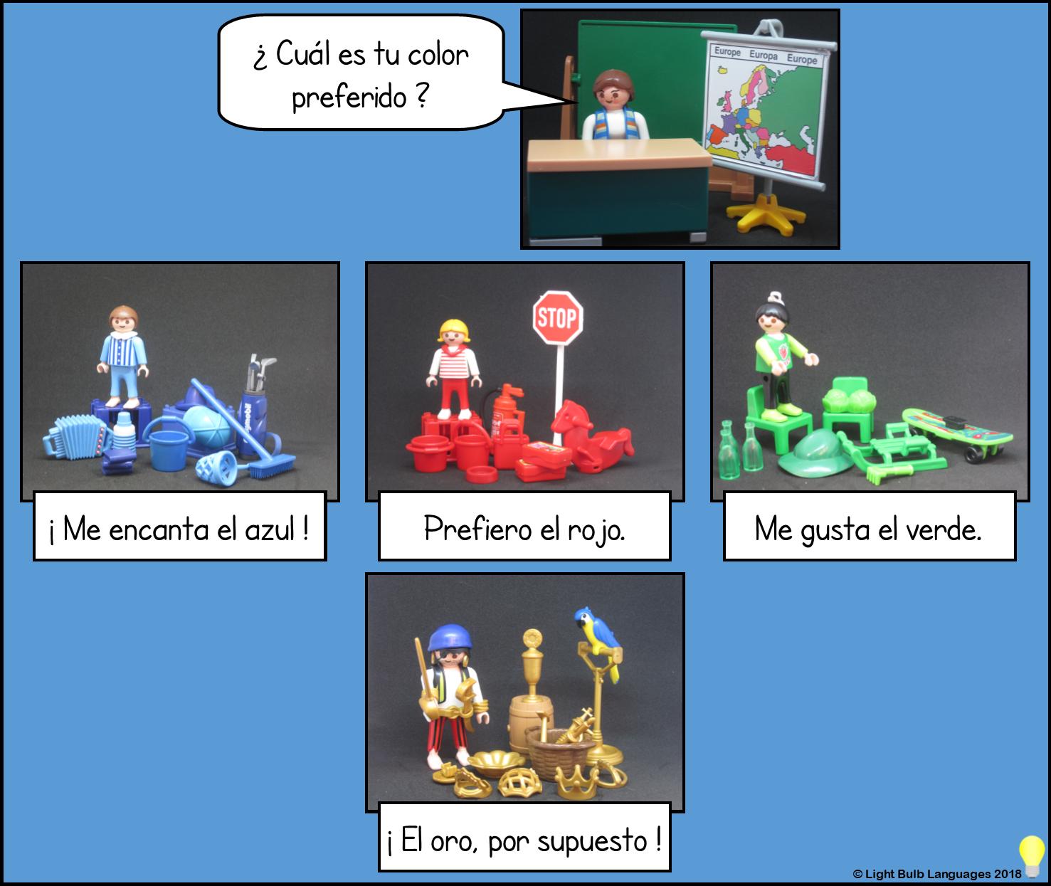 Spanish KS3 Worksheets
